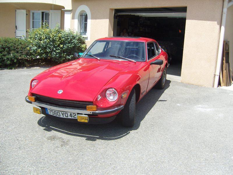Datsun 260Z 2+2 rouge... présentation enfin!! Sn151211