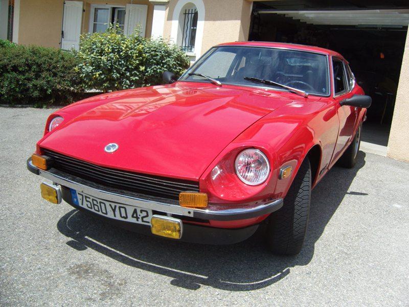 Datsun 260Z 2+2 rouge... présentation enfin!! Sn151213