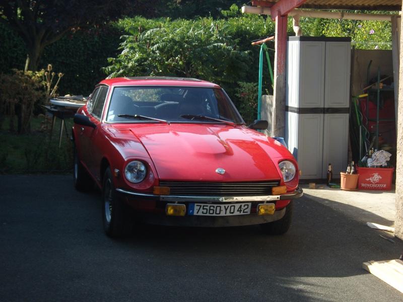 Datsun 260Z 2+2 rouge... présentation enfin!! Sn151216