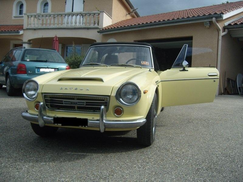 Le cab' de mon papa!! Sn151219
