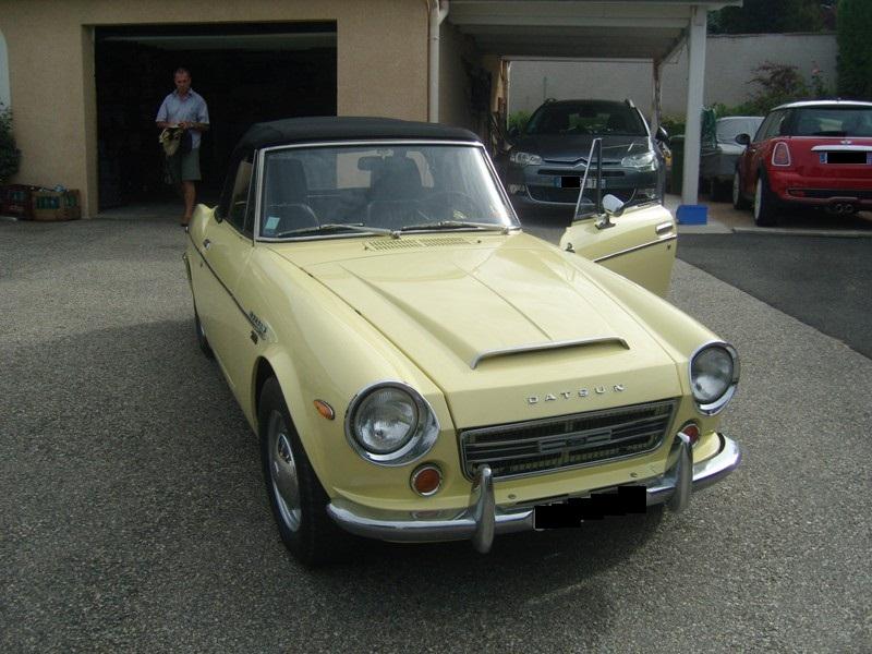 Le cab' de mon papa!! Sn151220