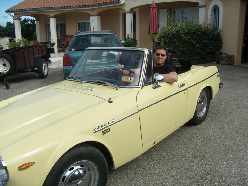 Le cab' de mon papa!! Sn151343