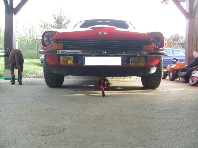 Datsun 260Z 2+2 rouge... présentation enfin!! Sn152723