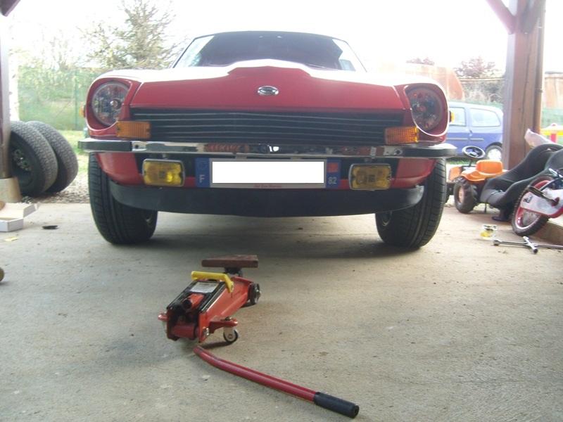 Datsun 260Z 2+2 rouge... présentation enfin!! Sn152730