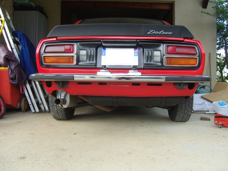 Datsun 260Z 2+2 rouge... présentation enfin!! Sn152733