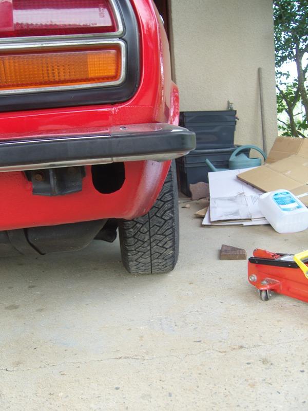 Datsun 260Z 2+2 rouge... présentation enfin!! Sn152735