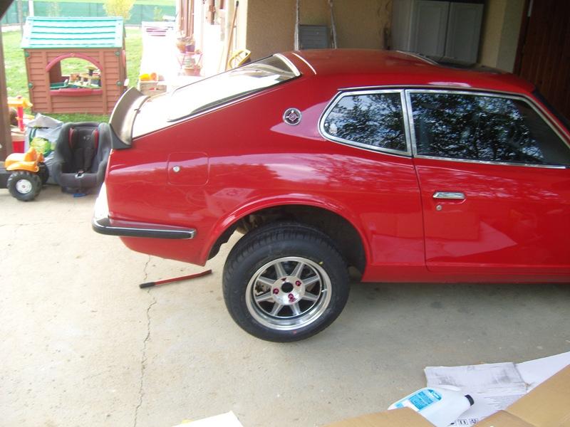 Datsun 260Z 2+2 rouge... présentation enfin!! Sn152736