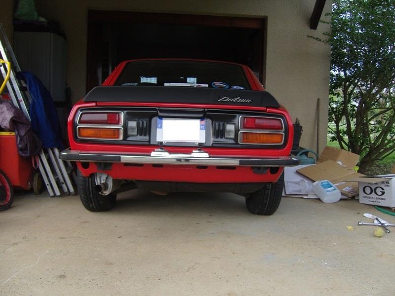 Datsun 260Z 2+2 rouge... présentation enfin!! Sn152810