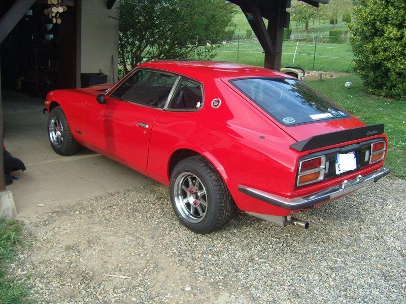 Datsun 260Z 2+2 rouge... présentation enfin!! Sn152813