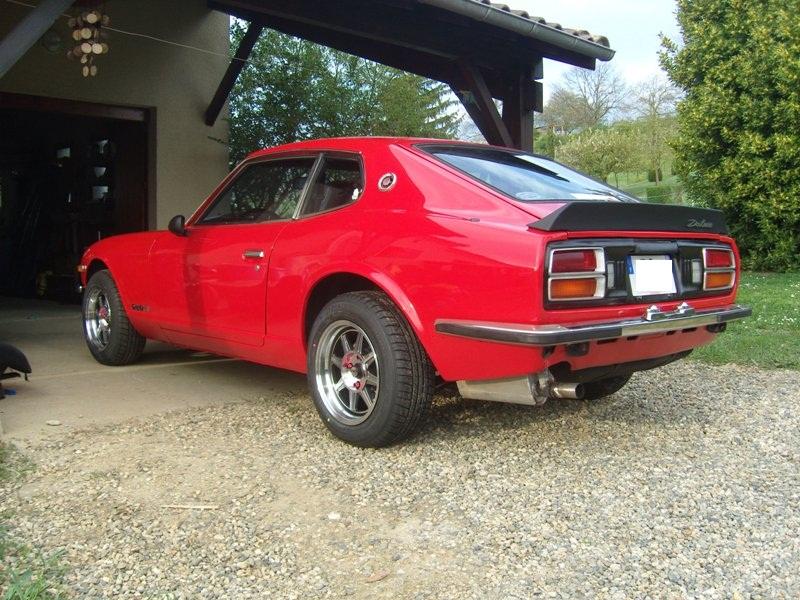 Datsun 260Z 2+2 rouge... présentation enfin!! Sn152814