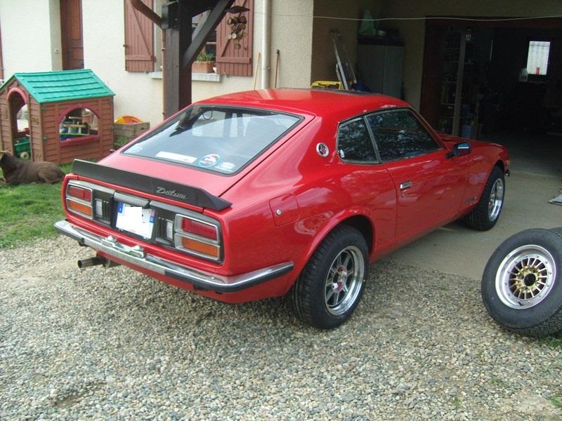 Datsun 260Z 2+2 rouge... présentation enfin!! Sn152815