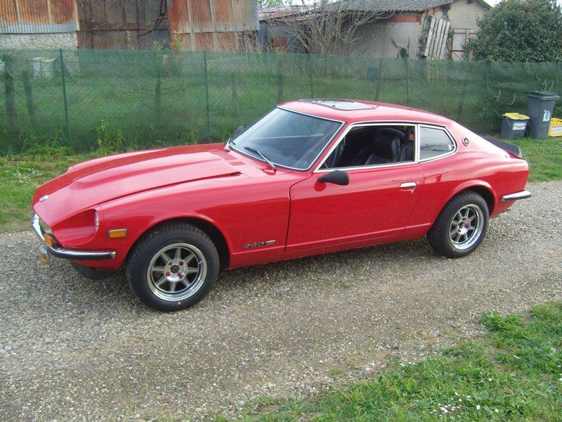 Datsun 260Z 2+2 rouge... présentation enfin!! Sn152816