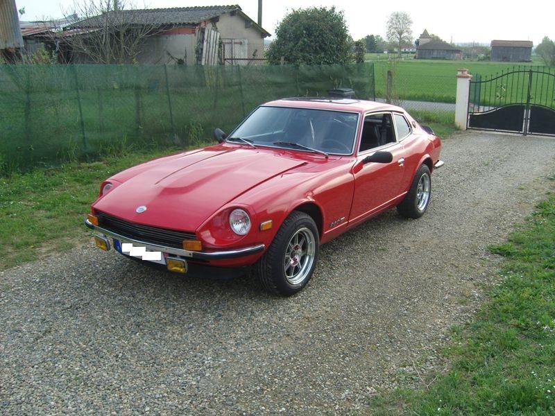 Datsun 260Z 2+2 rouge... présentation enfin!! Sn152817