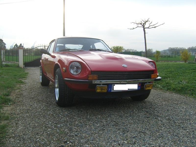 Datsun 260Z 2+2 rouge... présentation enfin!! Sn152820