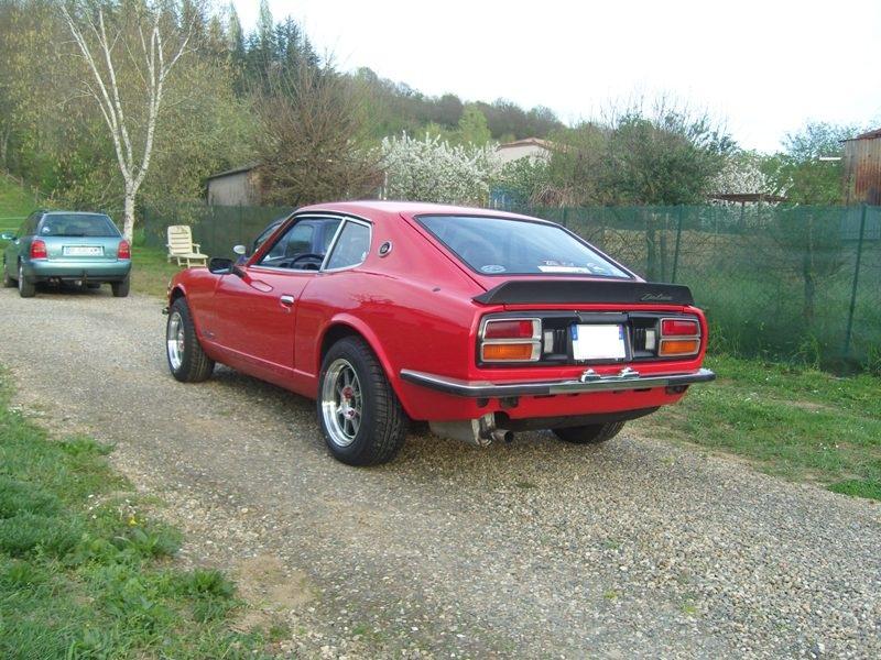 Datsun 260Z 2+2 rouge... présentation enfin!! Sn152822