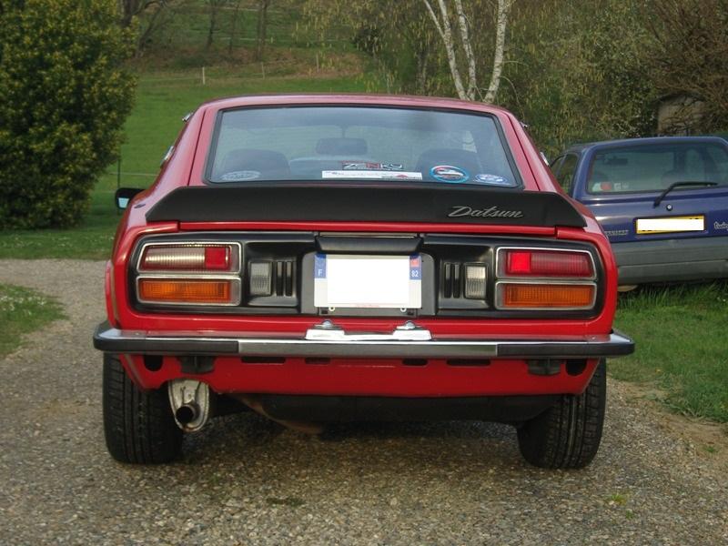 Datsun 260Z 2+2 rouge... présentation enfin!! Sn152825