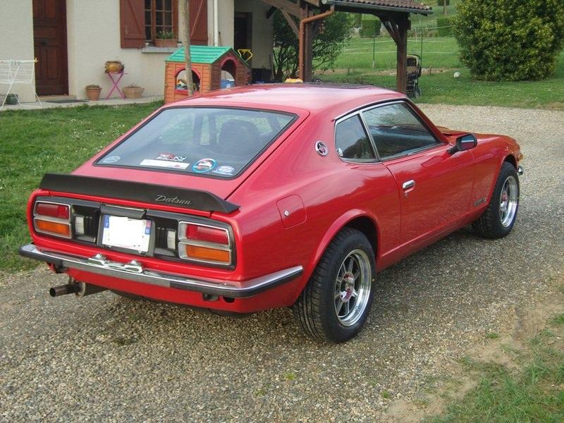 Datsun 260Z 2+2 rouge... présentation enfin!! Sn152826