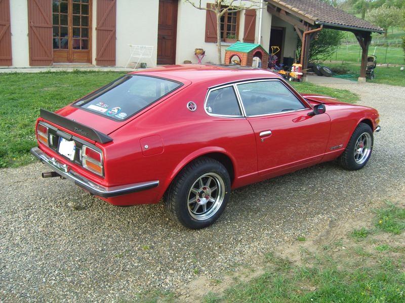 Datsun 260Z 2+2 rouge... présentation enfin!! Sn152828