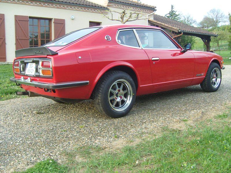 Datsun 260Z 2+2 rouge... présentation enfin!! Sn152829