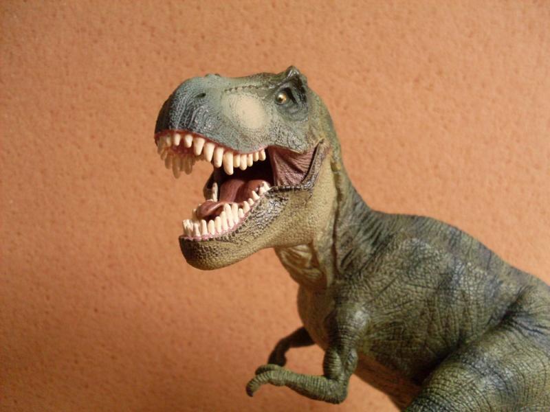 Green Tyrannosaurus Rexpap10