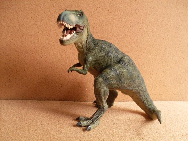 Green Tyrannosaurus Rexpap11