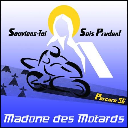 Bénédiction motos Porcaro Madone10