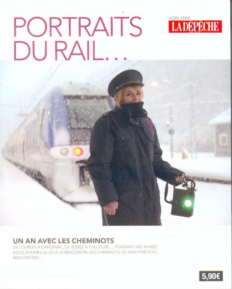 Portraits du Rail. Lddm10
