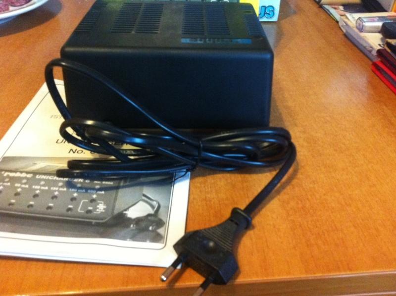 [VENDUTO] Vendo   Caricabatteria  Robbe  Unicharger 6 Foto10