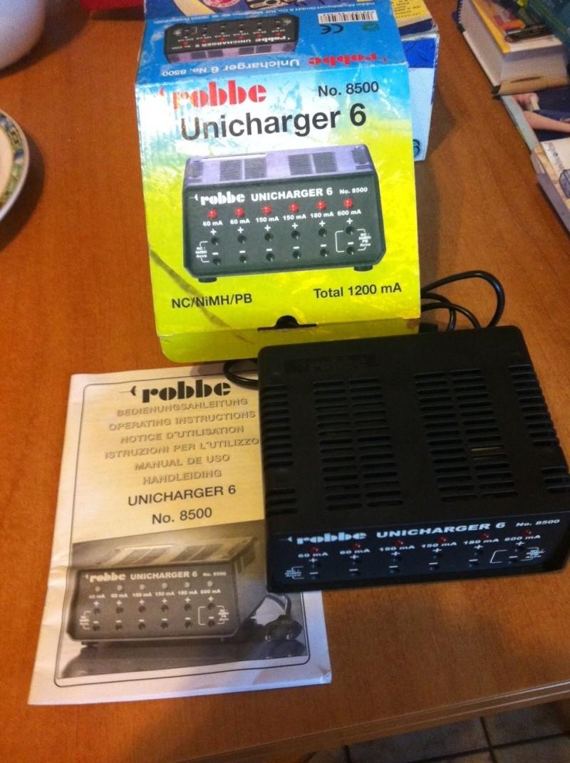 [VENDUTO] Vendo   Caricabatteria  Robbe  Unicharger 6 Foto_310