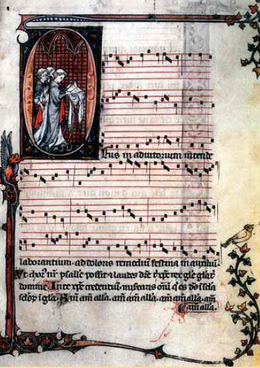 Musique médiévale C110