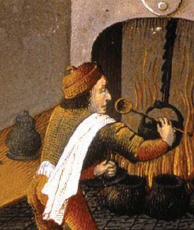 Quelques métiers médiévaux C12010
