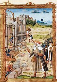 Quelques métiers médiévaux C212
