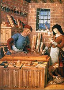 Quelques métiers médiévaux C312