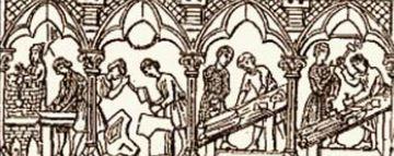 Quelques métiers médiévaux C412