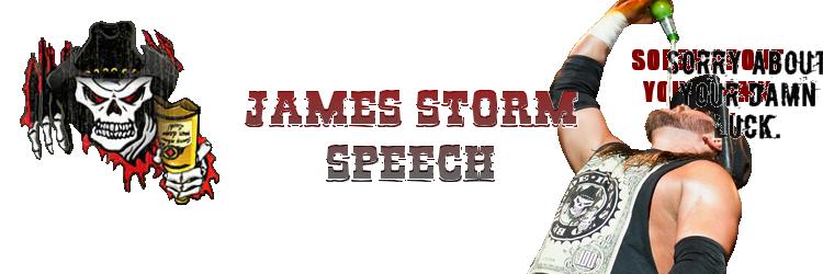 #MATCH 4 : SHELTON BENJAMIN VS JAMES STORM Jss10