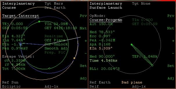 XR-5 dalla Luna a Marte con l'IMFD (video) 115