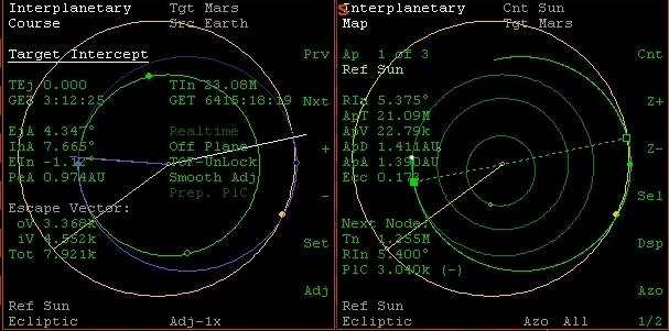 XR-5 dalla Luna a Marte con l'IMFD (video) 412