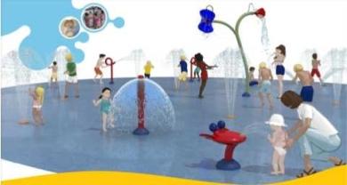 El Complejo de Las Norias estrenará en abril el primer parque acuático de Logroño Nuevo_10