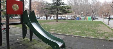 Las obras de la Plaza de Fermín Gurmindo terminarán en marzo Plaza_10