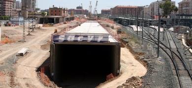 El soterramiento del tren Soterr12
