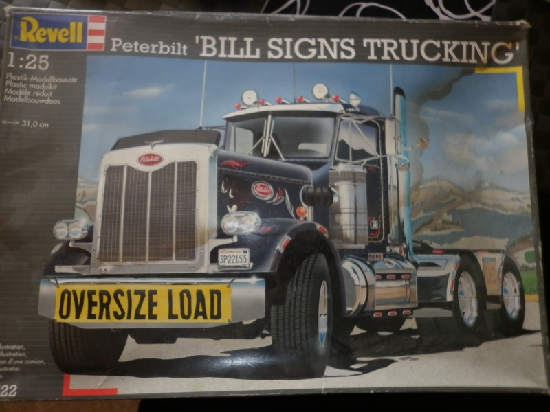 Peterbilt Bills Signs  P1000113