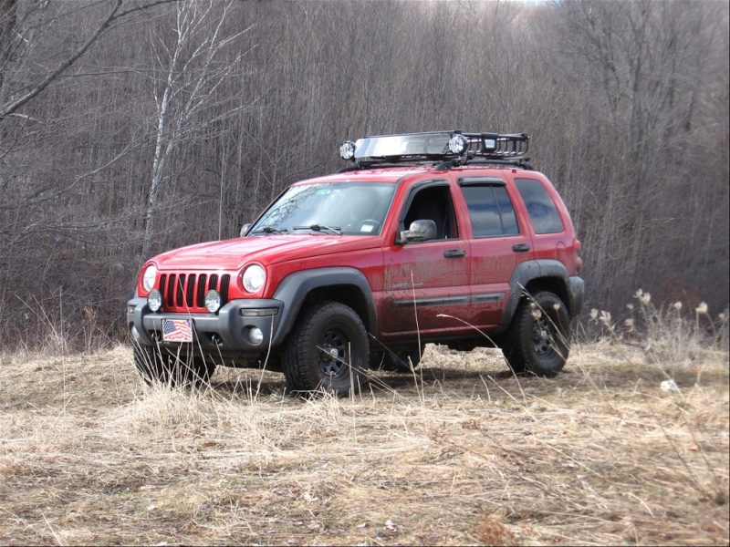 jeep liberty.... info 25215710