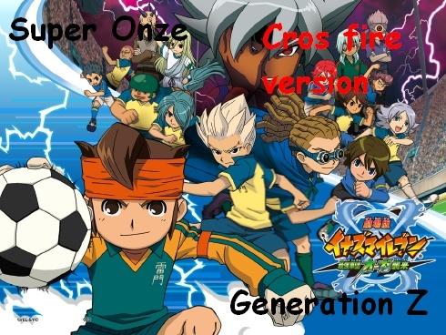 Superonze Z Generation Cros Fire version