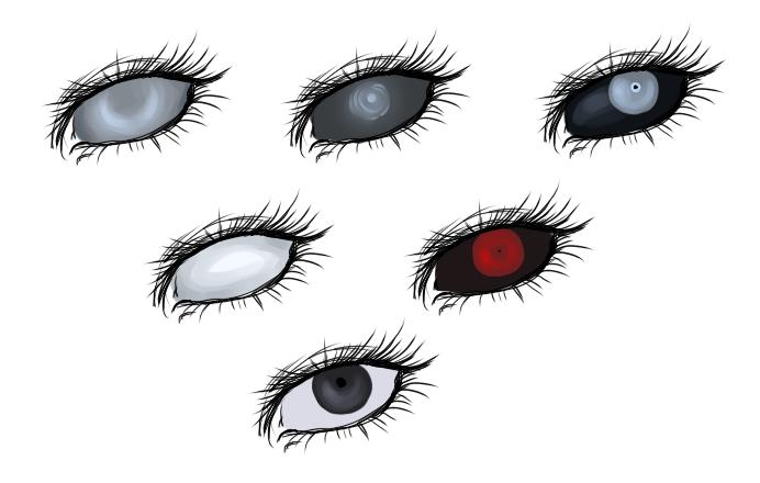 De Belorianske alvene Eyes210