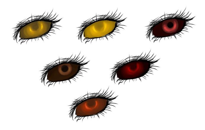 De Belorianske alvene Eyes310