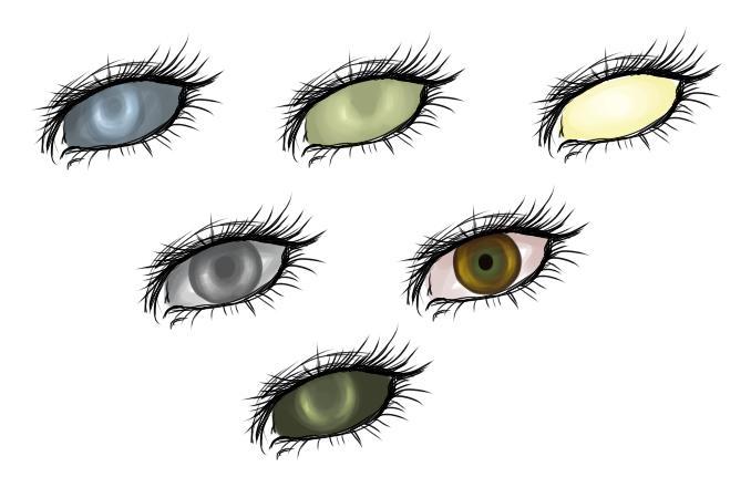 De Belorianske alvene Eyes410