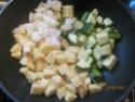 chorizo aux sautés de pommes de terre et de courgettes Muffin14