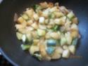 chorizo aux sautés de pommes de terre et de courgettes Muffin16