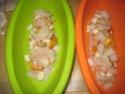 Papillote de Filet de Cabillaud aux Crustacés  Papilo18