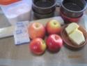 minis tatin aux pommes à ma façon. Potaee11
